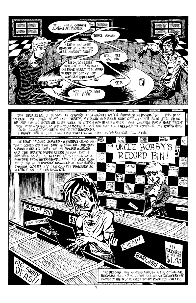 Mr. Mortality Presents: Vinyl Junkies In Love – page 02