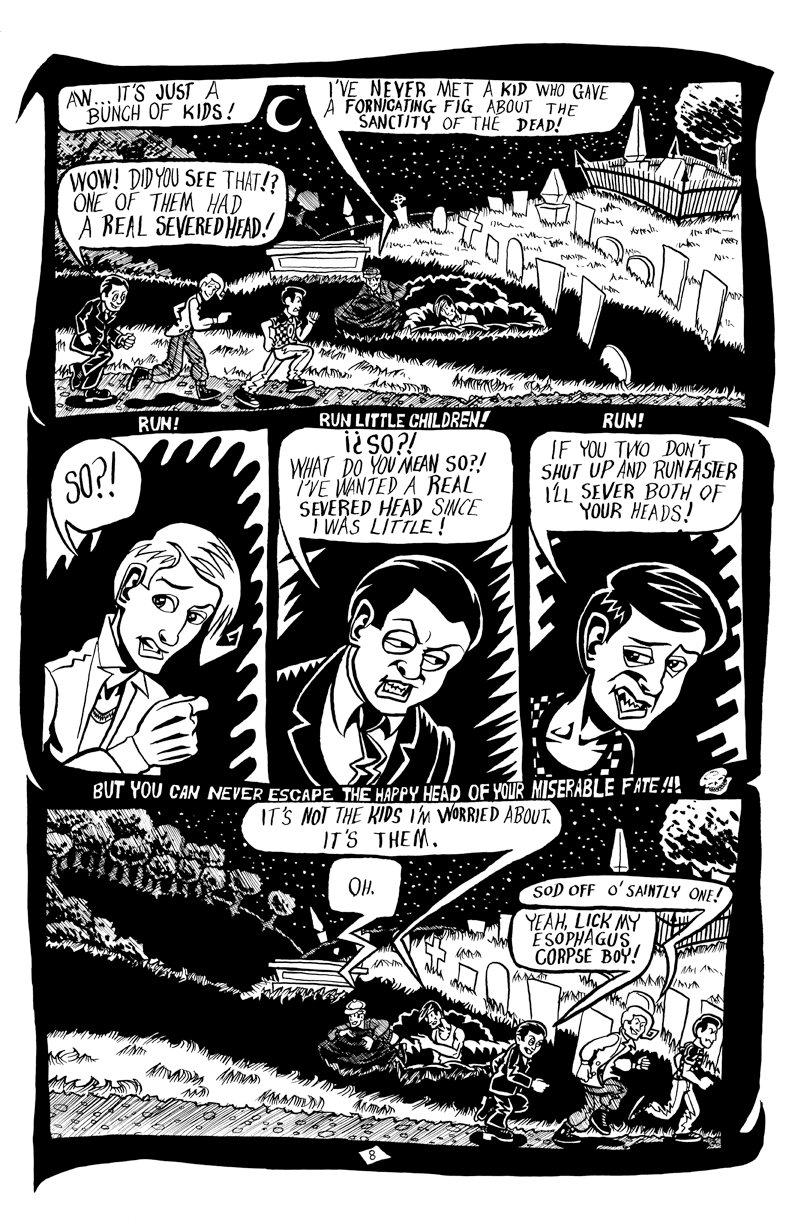 Page 008 – Chapter Two – Super Creeps